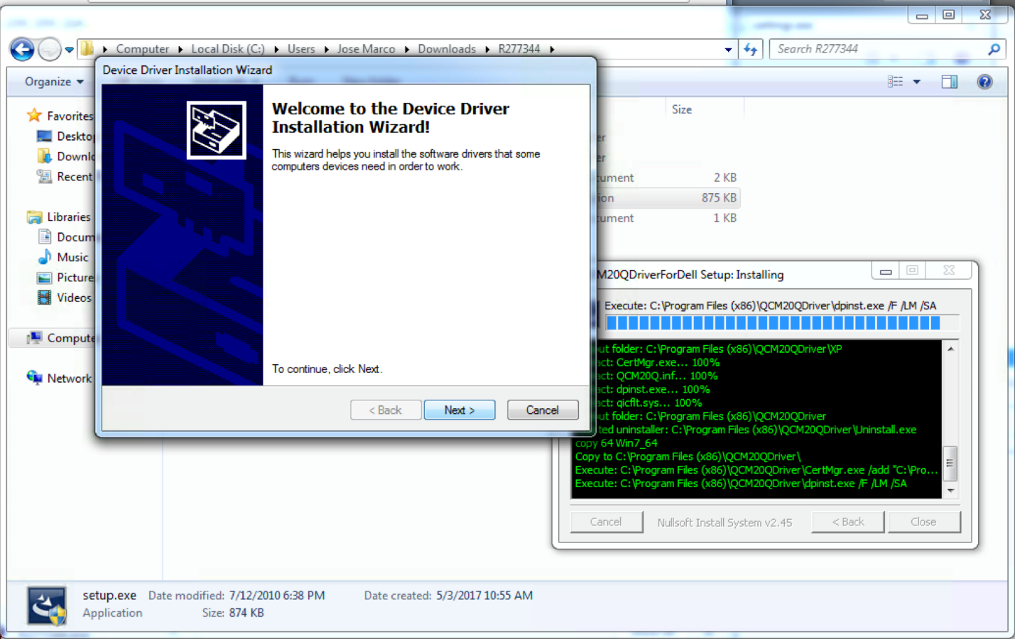 Savitech drivers silently install certificate in trusted